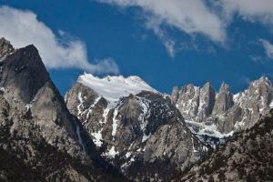 Mt. Whitney, Sierra Nevada mountains