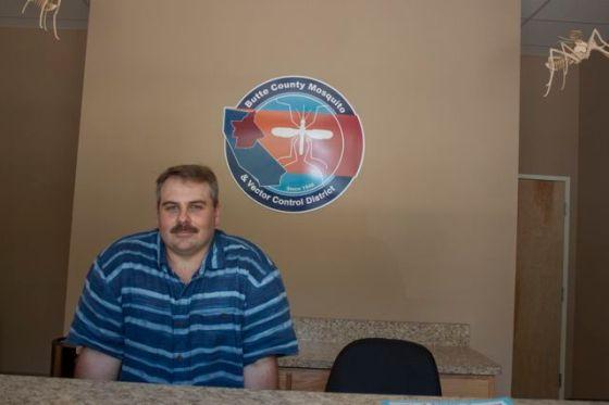 Matt Ball, District Manager, BCMVCD.
