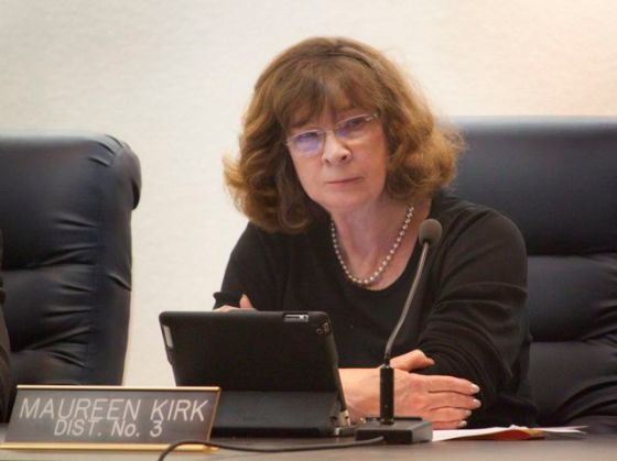 Maureen Kirk, Butte County District 3 Supervisor