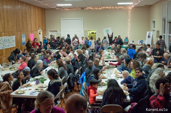 Beloved Community Dinner.